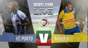 Resultado Porto vs Arouca en la Liga Portuguesa 2015 (1-0)