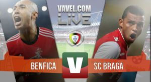 Resultado Benfica vs Sporting Braga en la Liga Portuguesa 2015 (2-0)