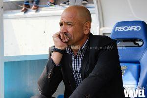 """Claudio Barragán: """"El Real Oviedo es un gran equipo"""""""