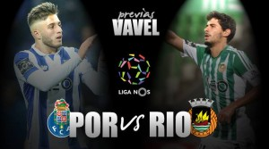 Previa Porto – Rio Ave: los Dragones, a meter presión
