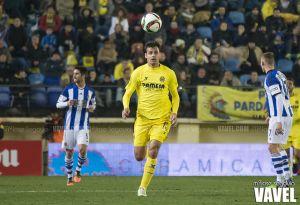 Villarreal CF - Real Sociedad: puntuaciones del Villarreal, octavos Copa del Rey