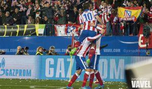 Resumen Atlético de Madrid 14/15: de nuevo, entre los ocho mejores de Europa
