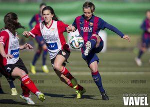 Primera División Femenina: el Barcelona no perdona