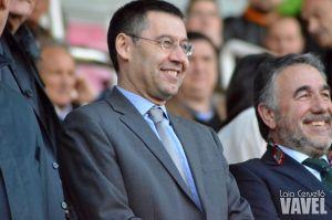 """Josep Maria Bartomeu: """"Xavi volverá para ser entrenador del Barça"""""""