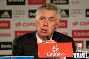 """Ancelotti: """"Las críticas que hemos recibido han sido una motivación"""""""