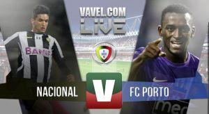 Resultado Nacional vs Portoen la Liga Portuguesa 2015(1-1)
