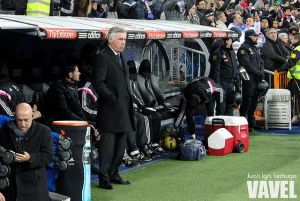 """Ancelotti: """"El apoyo de la afición es importante en este momento"""""""