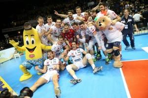 Volley, Coppa Italia 2017 - Tutta la determinazione di Trento: Modena sconfitta al tie-break