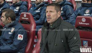 """Simeone: """"Nos hemos reencontrado con momentos de buen fútbol"""""""