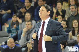"""Xavi Pascual: """"El siguiente partido de Euroliga es clave"""""""