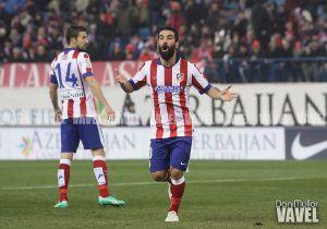 Atlético de Madrid - Granada: puntuaciones del Atleti, jornada 19