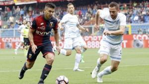 El descuento firma las tablas entre Genoa y Lazio