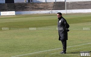 """Salvachúa: """"Tenemos que intentar no fallar para asegurar el playoff"""""""