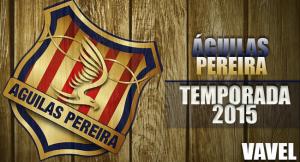 Guía VAVEL Liga Águila 2015-I: Águilas Pereira