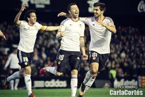 El Valencia crece, el Granada se hunde
