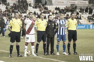 Fotos e imágenes del Rayo Vallecano 1-2 Deportivo de La Coruña, 21ª jornada de Liga BBVA