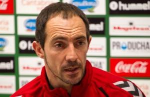 """Pedro Munitis: """"El objetivo es ser mejores cada semana"""""""
