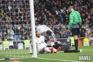 Benzema acude a Lyon para tratarse la rodilla
