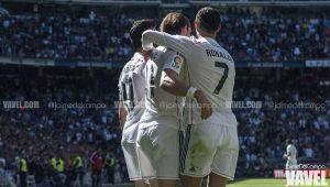 El Real Madrid, experto en campeones
