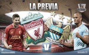 Liverpool - Manchester City: la historia contra el buen presente