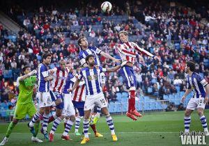 Atlético de Madrid -Real Sociedad: puntuaciones de la Real Sociedad, jornada 30 de Liga BBVA