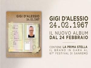 Gigi D'Alessio - 24.02.1967: la recensione di Vavel Italia