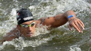 Nuoto, Kazan 2015: fondo 5 km, Furlan splendido bronzo