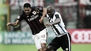 Perica se lleva los tres puntos para Udine