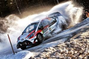 Rally di Svezia - Altro giorno, stesso Neuville