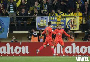 Villarreal - FC Barcelona: puntuaciones Barcelona, vuelta semifinales Copa del Rey