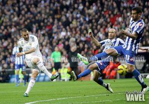 Real Madrid - Deportivo de La Coruña: puntuaciones del Deportivo, jornada 23 de liga BBVA