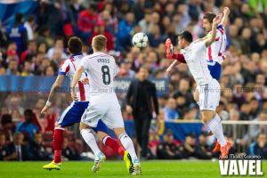 Atlético - Real Madrid: puntuaciones del Real Madrid, ida 1/4 final de la Champions League