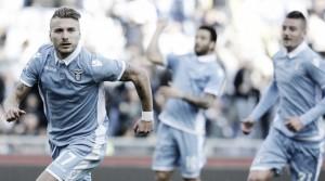 """La Lazio salva los muebles en un tedioso encuentro """"prederbi"""""""