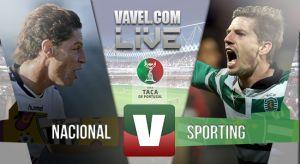 Resultado Nacional vs Sporting en vivo