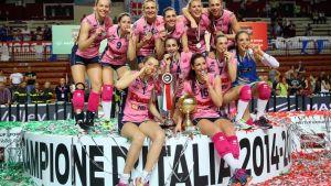 Guida Vavel al campionato italiano di pallavolo femminile 2015/2016