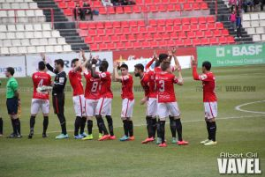 El Nàstic se enfrentará al Girona en primera ronda de la Copa del Rey