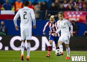 El Real Madrid de Cristiano, Benítez... y Modric