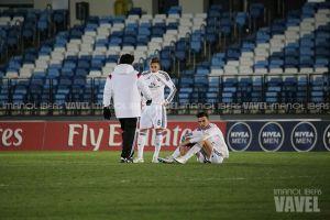 Fotos e imágenes del Real Madrid Juvenil A 1-1 Oporto de los 1/8 de la UEFA Youth League