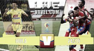 Huila vs Pasto en vivo y en directo online por la Liga Águila 2015-I