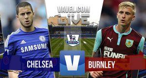 Chelsea vs Burnley en vivo y en directo online (1-1)