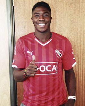Independiente aborda a un 'Tren'