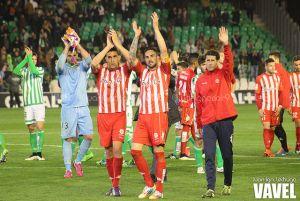 El Girona no quiere quedarse atrás