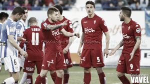 Sporting de Gijón - Recreativo de Huelva : puntuaciones del Sporting, jornada 30 de la Liga Adelante