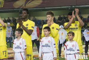 El Villarreal nunca ha ganado a equipos españoles en competición europea
