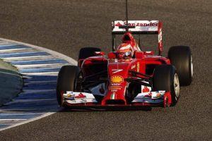 Primi test a Jerez: Raikkonen il più veloce, ma quanti problemi!