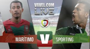 Resultado Marítimo vs Sportingen la Liga Portuguesa 2015(0-1)