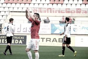 Sufrida victoria en casa del Murcia (1-0)