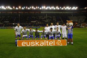 Deportivo Alavés - CA Osasuna: puntuaciones del Alavés, jornada 24 de la Liga Adelante