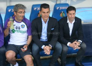 """Pablo Franco: """"No temo al partido, vamos a jugar mejor al fútbol"""""""
