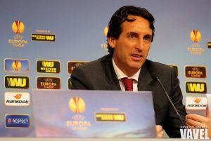 """Emery: """"Hemos dado un paso importantísimo para el partido de vuelta"""""""
